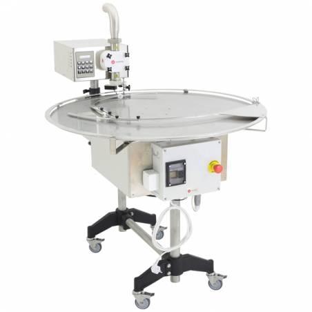 Doseuse DANA® 2000+ avec table rotative Doseuses de miel