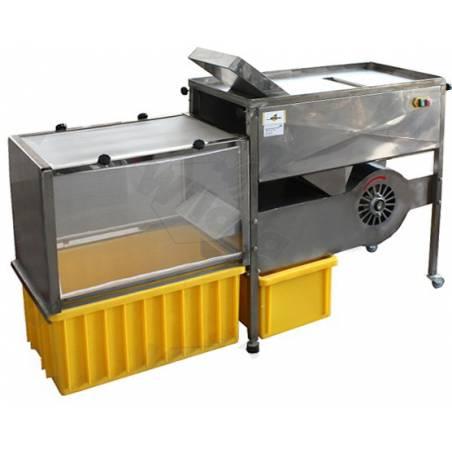 Extractor de pan de abeja profesional Extracción de Pan de Abeja