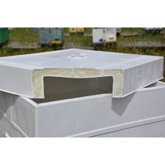 Tapa de colmena plástico Accesorios Colmena