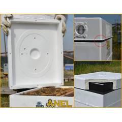 10F Plastic Roof Beehive Accessories