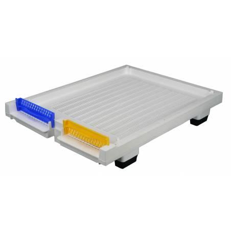 Base colmena plástico ventilada Accesorios Colmena