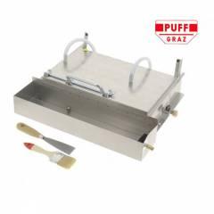 Gaufrier à cire Dadant refroidissement par eau Machine à gaufrer