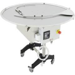 Mesa rotativa 100cm óptica para DANA 3000/2000 Envasadoras de miel