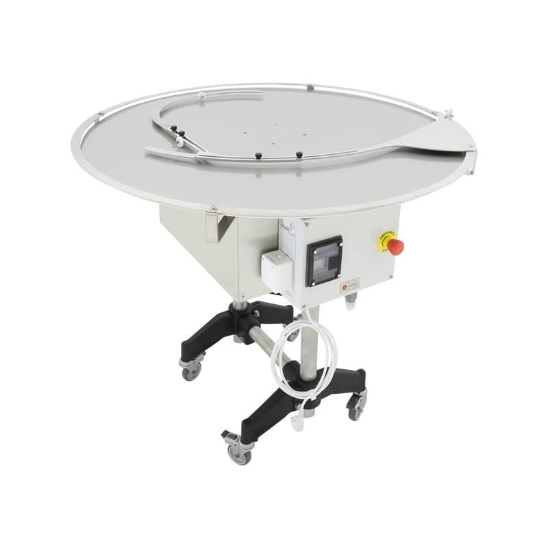 Turn table 100cm Auto for DANA 3000/2000 Honey filling machines