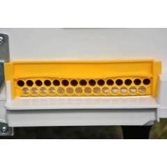 Plastic Standard bottom board Beehive Accessories