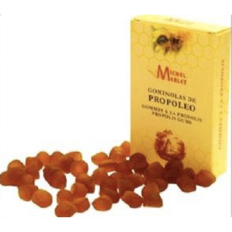 Gommes de propolis Propolis