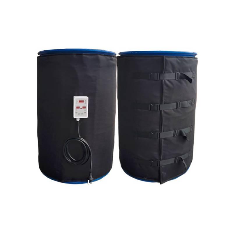 Manta calefactora para bidones de miel Thermomel Resistencias y cámaras calientes