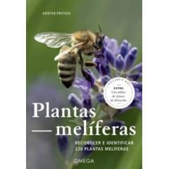 Spanish book Honey plants Beekeeping books