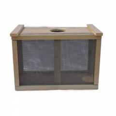 Cage de transport colis d'abeilles Eléments de ruches