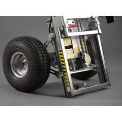 Diable élévateur Kaptarlift® professionnel à chaîne Manutention et Transhumance