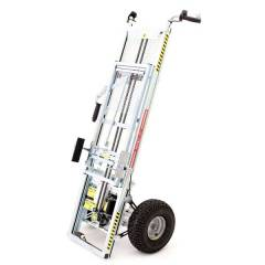 Carretilla eléctrica Kaptarlift PRO Transporte colmenas y bidones