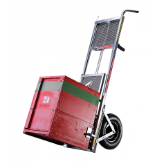 Kaptarlift Lift for beehives with chain drive Transport of beehives and drums