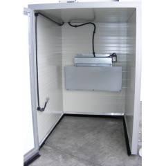 Cámara caliente para 1 bidón Resistencias y cámaras calientes