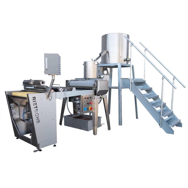 Estación de laminado RIETSCHE® profesional Estampadora de láminas