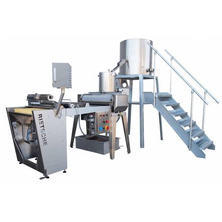 Fully automatic beeswax foundation machine Foundation machines