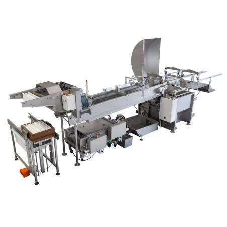 Línea de extracción miel WET THERMPLATE® Líneas de extracción