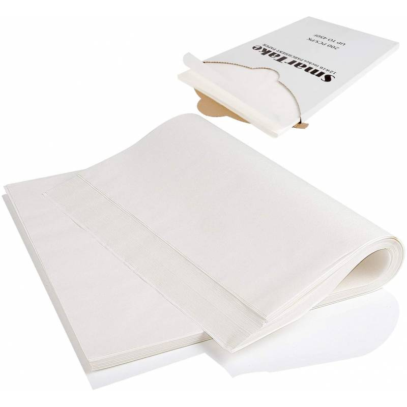Baking paper for protein patties (1000 sheets) Feeders