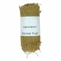 Yute combustible rápido para ahumador Ahumadores
