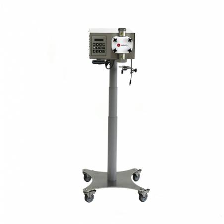 Floor stand for DAM2000+ electrically adjustable Honey filling machines