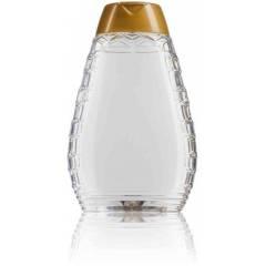 Envase para miel antigoteo 500g Envases de plástico