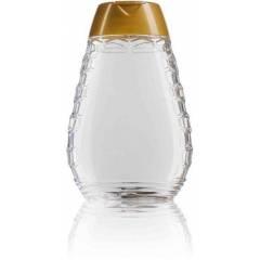 Envase para miel antigoteo 350g Envases de plástico
