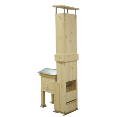 Urban Beehive BEE-PASS® Dadant Beehives