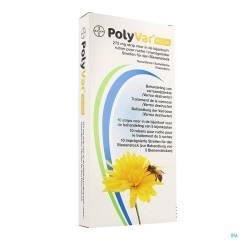 Polyvar varroa 275mg (5 colmenas) Medicamentos contra varroa