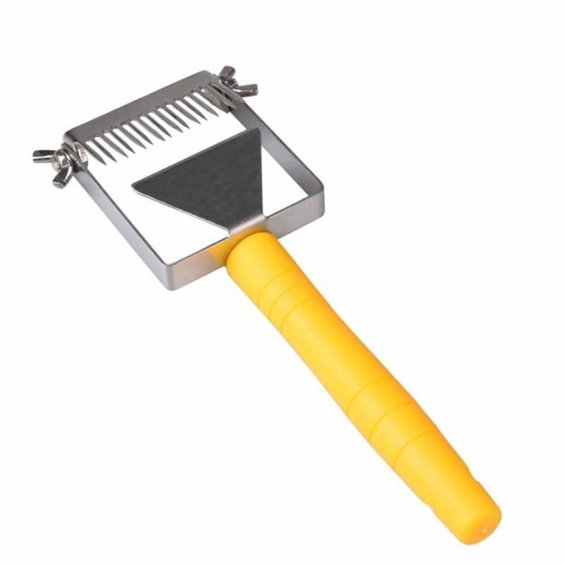 Inverted uncapping peeler Uncapping tools