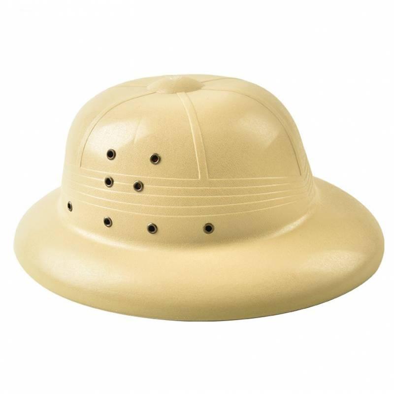 Casque colonial en plastique Voiles et chapeaux d'apiculture