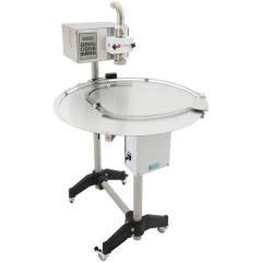 Doseuse miel DANA® 1000 avec table rotative Doseuses de miel