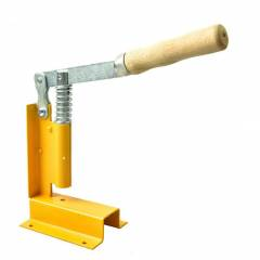Frame Hole Puncher for Eyelets Hardware for beehives