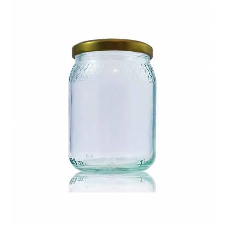 Pot en verre 105ml cellulles Pots en verre