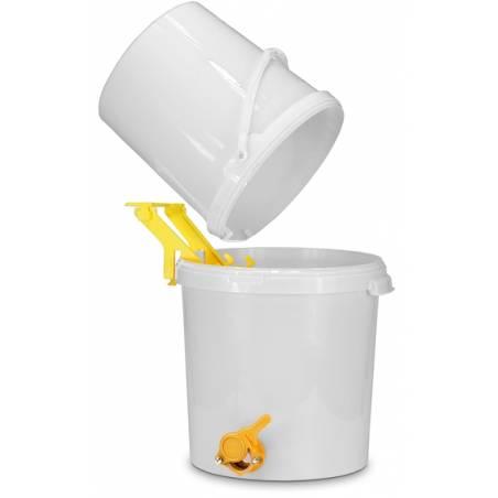 Bucket perch Honey tanks