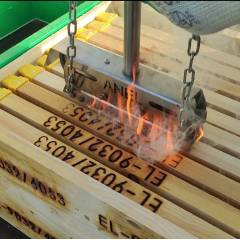 Electric hive branding iron Beehive markers