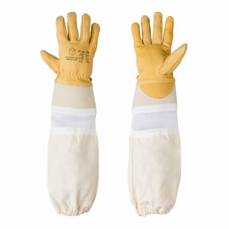 Cowhide leather gloves Beekeeper Gloves