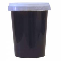 Plastikglas für Honig 500g...