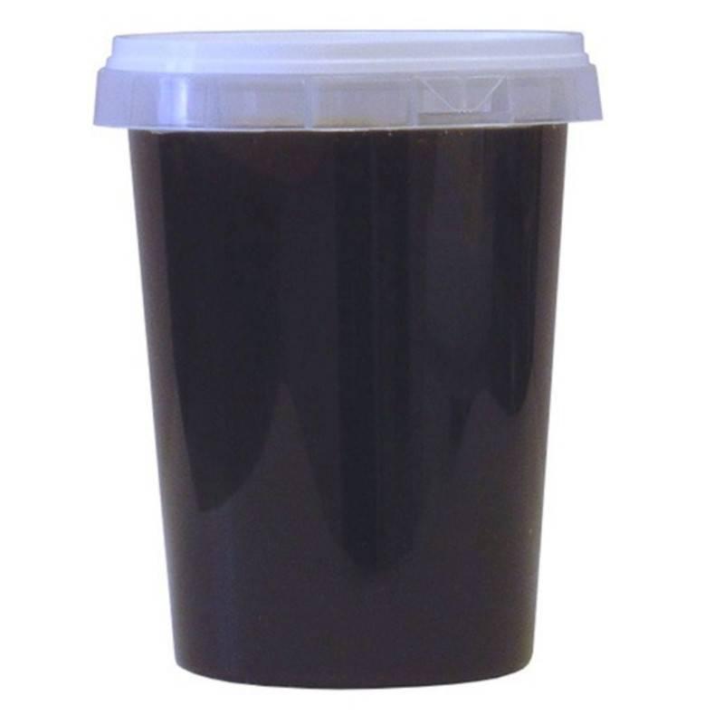 Plastic jar 500g NICOT® Plastic packaging