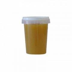 Plastikglas für Honig 250g...