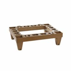 Pallet NICOT for beehive or drum Transport of beehives and drums
