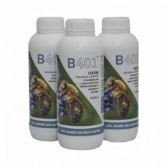 Bacillus T B-401 Lutter contre la teigne de la cire
