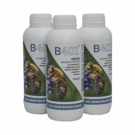 B-401 Bacillus Moth control