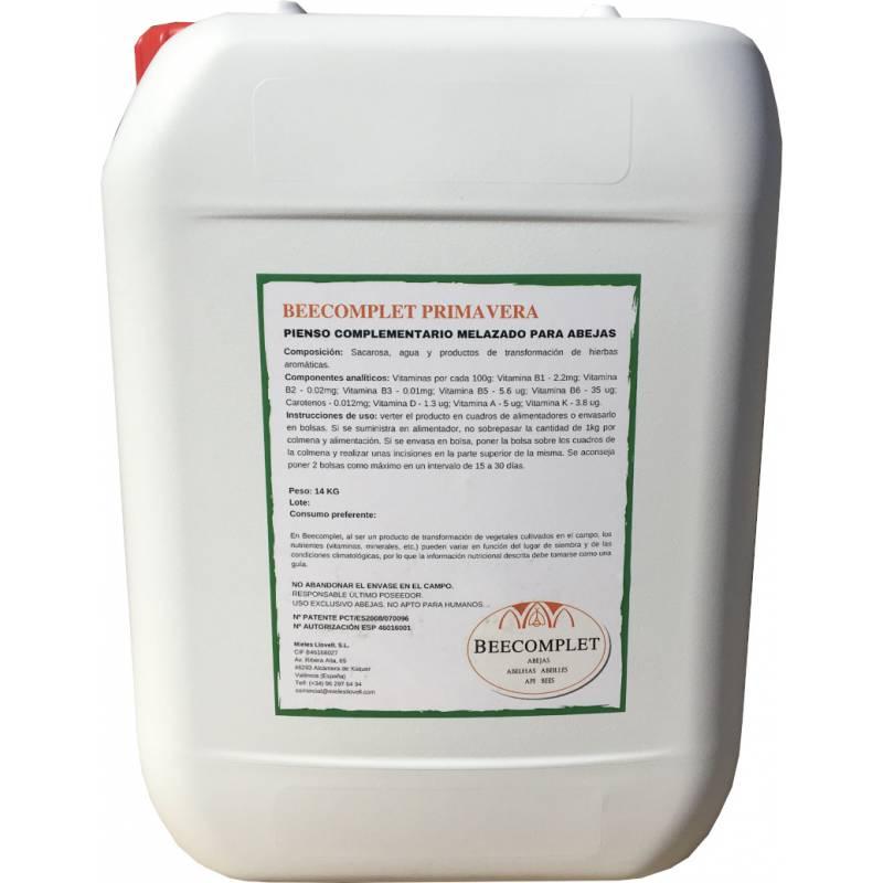 Beecomplet® primavera 14kg en Garrafa Estimulación