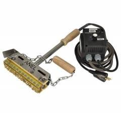 Electric hive branding iron