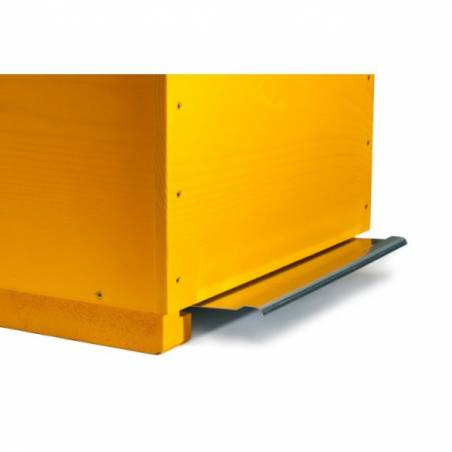 Tiroir galvanisé pour fond ventilation Eléments de ruches