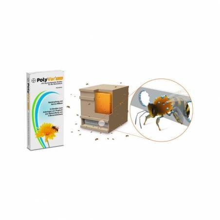 Polyvar varroa 275mg Varroa treatments