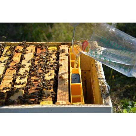 Alimentador cuadro Dadant Blatt 4kg Alimentadores para colmenas