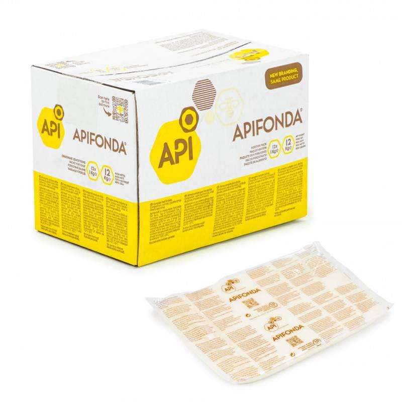 Apifonda 12kg (1kg bags) BEE FEED