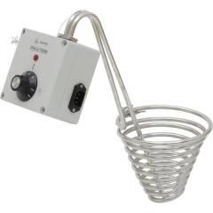 Résistance spirale avec thermostat réglable THERMA Défigeurs et Étuves
