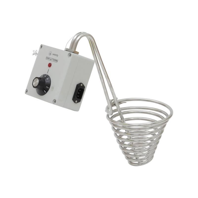 Resistencia espiral para sistema de colado THERMA Resistencias y cámaras calientes
