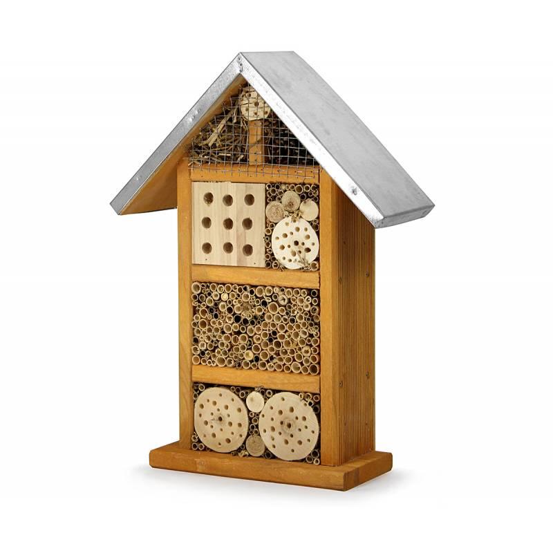Hotel para insectos Caza-Enjambres